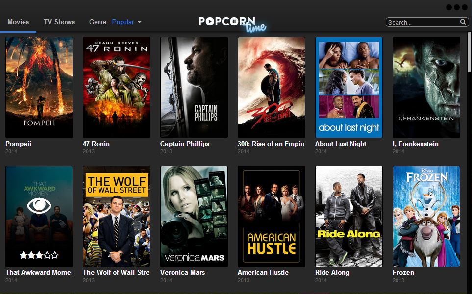 how to download on popcorn time mac