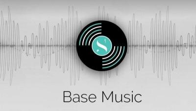 BASE Music Sensor אפליקציה לזיהוי שירים באופן קבוע