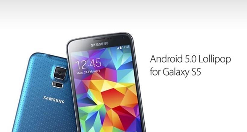 גרסת אנדרואיד Lollipop שוחררה באופן רשמי בארץ עבור Galaxy S5