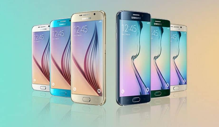 סמסונג חשפה את ה- Galaxy S6